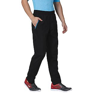 Wildcraft Men Woven Track Pants Pro - Black