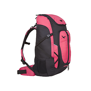 Wildcraft Teen Rucksack For Trekking 35L - Pink