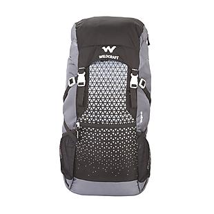 Wildcraft Rucksack For Hiking Verge 45 - Black