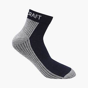 Wildcraft Socks Clr Blk