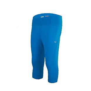 Wildcraft Women Hypacool Capri Tights - Blue