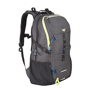 Wildcraft Hiking Pack Daypack 30L - Black