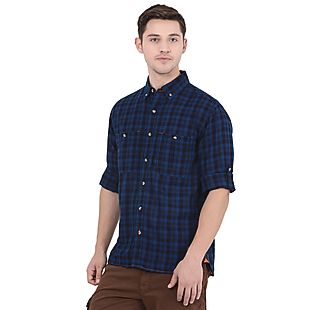 Wildcraft Men Check Shirt