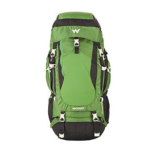 Wildcraft Women Rucksack Manaslu 50L - Green