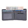 Wildcraft Men Bifold Plus 1 Wallet - Grey