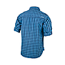 Wildcraft Men Full Sleeve Indigo Shirt - Blue & Navy