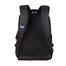 Wildcraft Corpro Laptop Backpack With Back Ventilation And Rain Cover - Black