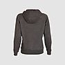 Wildcraft Women Wind Stopping Sweatshirt For Winter - Anthracite Melange